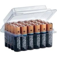 Duracell Ultra Power AA 4 Pack Alkaline 1,5 V Non-Rechargeable Battery - Non-Rechargeable Batteries (Alkaline, Cylindrical, 1.5 V, 4 pc (s), AA, Black)