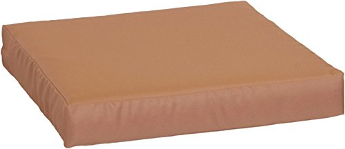 Beo LKP 70x70PY201 - Cojín para sofá 70 x 70 cm, con Cremallera y Tela Impermeable, Color Beige