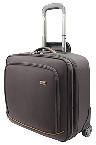 Melvin Wheeled Briefcase Trolley 17