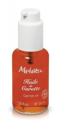 Melvita Huile de Carotte assouplissante activation bronzage 50ml