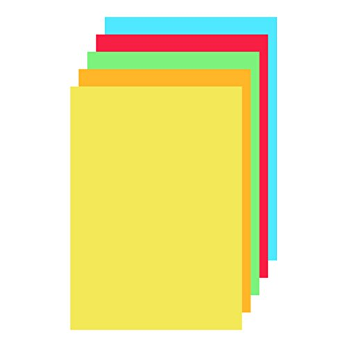 multicolour-a4-copy-plain-paper-yellow-green-orange-blue-red-pack-of-100