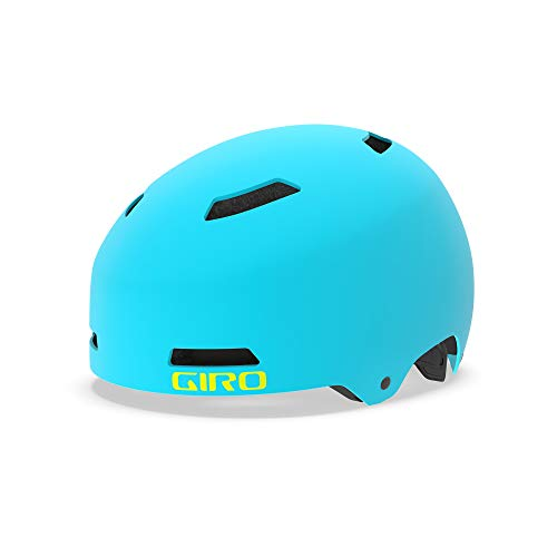 Giro Quarter FS BMX Dirt Fahrrad Helm türkis blau 2019: Größe: S (51-55cm)