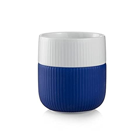 Royal Copenhagen Contrast Mug Mega Blue 11 Oz by Royal Copenhagen