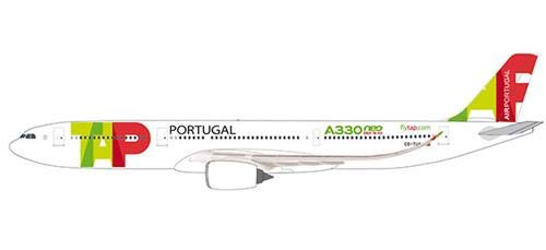 Herpa 612227 TAP Air Portugal Airbus A330-900 neo