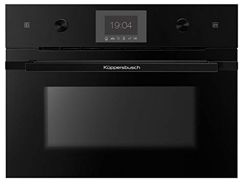 Küppersbusch CD6350.0SE5 K-Series.3 Compact Dampfgarer Schwarz/Black Velvet