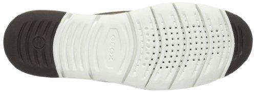 Geox - U Rylan D, Scarpe stringate Uomo Beige (Antelope C3007)