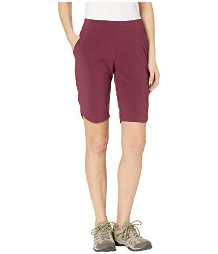 Columbia Women's Place To PlaceTM Long short, Deep Madeira, Small x 10