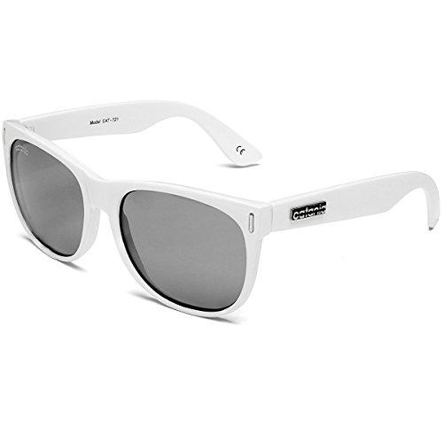 Catania Occhiali Sonnenbrille - Retro Stil Vintage Unisex Brille - Limited Edition