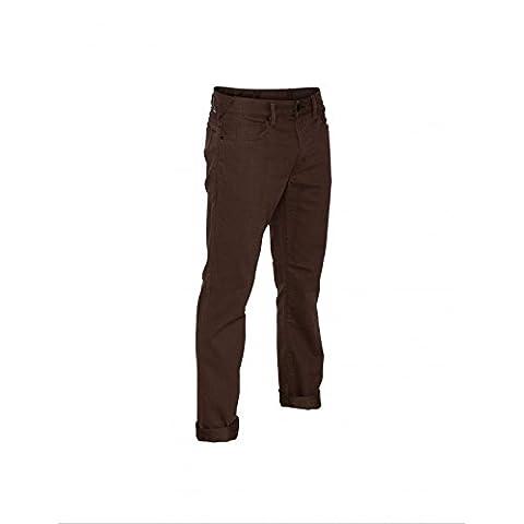 Pantalon Hurley Dri-Fit 84 Slim Twill Chino - Baroque Brown-Marro