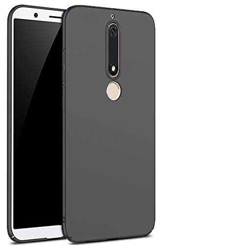 huge discount 480ba 1950e TheGiftKart Nokia 6 (2018) Back Cover Case: Ultra Slim 360* Matte Velvet  Feel Hard Back Cover (LAUNCH OFFER)