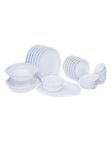 Corelle Livingware Country Cottage Dinner Set, 30-Pieces