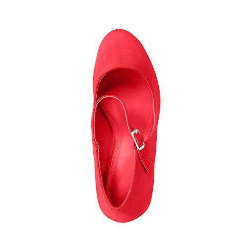 Elara - Con Cinturino Dietro La Caviglia Donna 2