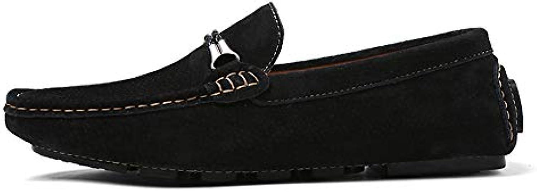Shufang-scarpe, 2018 Uomo Mocassini Ballerine, da da da Uomo Casual Guida Mocassini Confortevole Light British Style... | Funzionalità eccellenti  | Gentiluomo/Signora Scarpa  a048bd