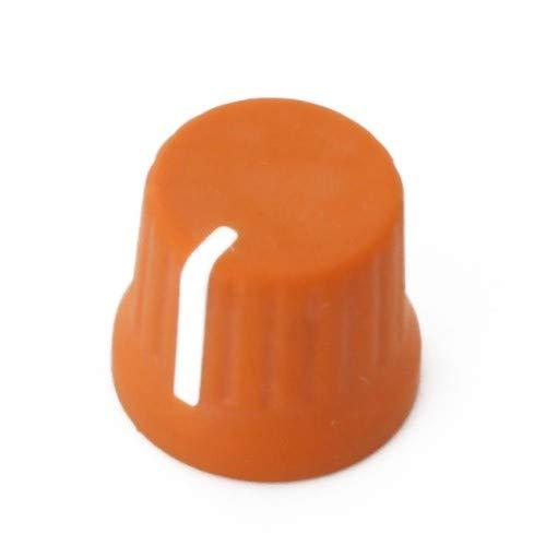 DJ-Tech Tools Chroma Caps Fatty Knob orange