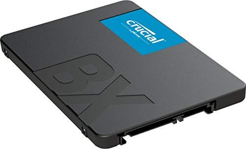 Crucial BX500 CT960BX500SSD1(Z) -  Disco Duro Sólido Interno SSD de 960 GB (3D NAND,  SATA,  2, 5 pulgadas) string
