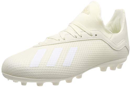 844dbbc6 adidas X 18.3 AG J, Botas de fútbol Unisex niño, Ftwbla/Casbla 0