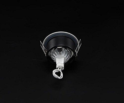 Faretti Per Doccia Bagno.Faretto A Incasso Led Tenuta Stagna Ip65 7w 12v Illuminazione Doccia