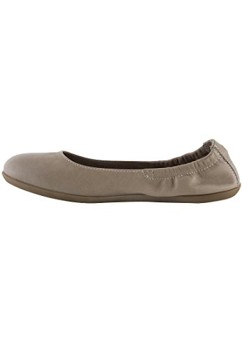 Softinos Ona380sof Smooth, Ballerines femme Taupe