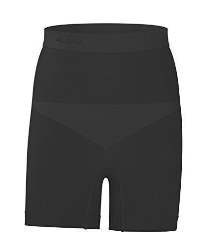 Jockey® Seamless Shapewear High-Waist Short, Schwarz, Größe M (Jockey Shapewear)