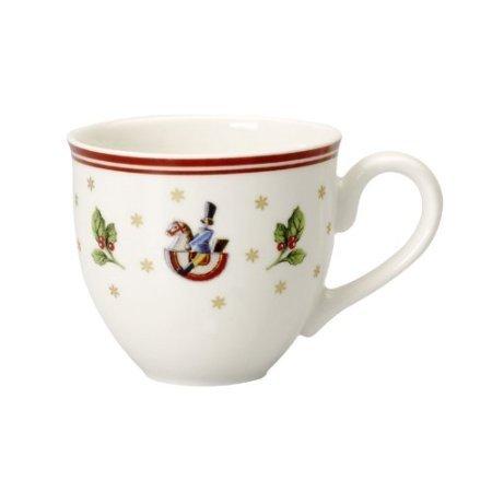 Villeroy & Boch–Taza de porcelana la Classica Contura–Taza de café (0,10l), color...
