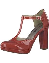 Amazon.fr   12 cm et plus - Escarpins   Chaussures femme ... 31377dc4ffb0