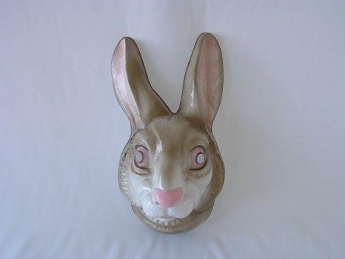 Und Kostüm Zauberer Hase - Festartikel Müller Maske Hase Tiermaske Hasenmaske Kaninchen zu Karneval Fasching