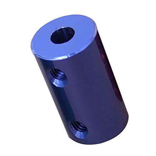 Winwill/® 3//4//5//6//7//8 10mm Acoplamiento del Eje de Aluminio Conector del Motor del acoplador Flexible 1Pc