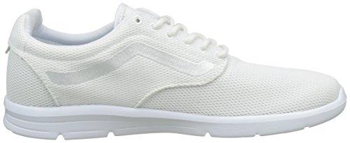 Vans Ua Iso 1.5, Scarpe da Ginnastica Basse Unisex – Adulto Bianco (Mesh True White)