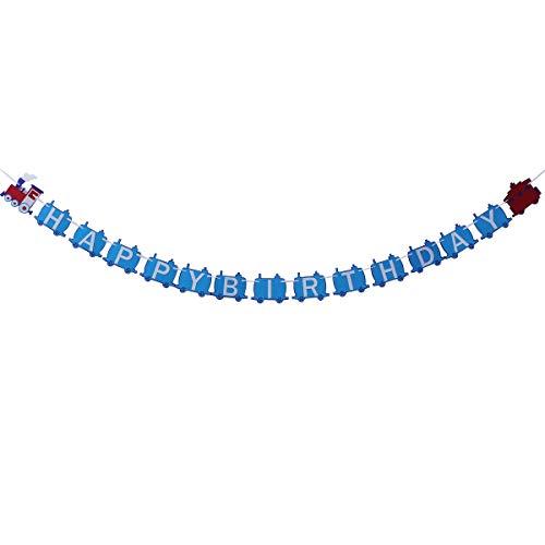 Amosfun Glitter Banner Girlande Papier String Zug für Hochzeit Geburtstag Party Kinderzimmer Dekorationen