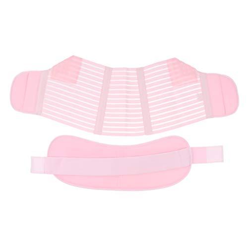 perfeclan Schwangerschaftsgurt, atmungsaktive Schwangerschaftsbandage & Bauchstütze - xxl