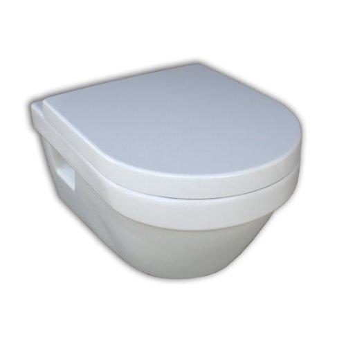 Villeroy Boch Omnia architectura Wand-WC-Set, weiss, 5684HR01 - 4
