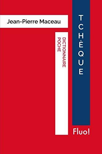 Dictionnaire Poche Tchèque