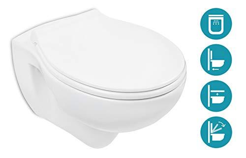 Spülrandloses WC Test 2019 ▷ die besten 5 WCs im Vergleich