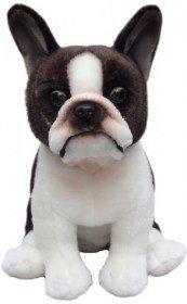 Boston Terrier Weich und Kuschelig Spielzeug