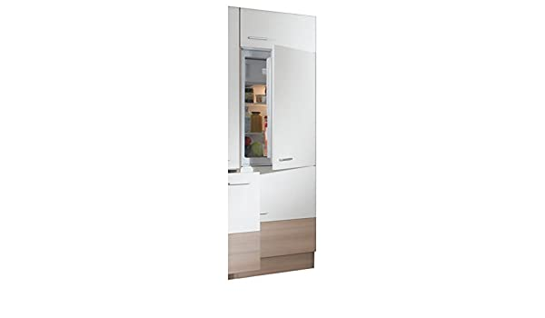 Kühlschrankumbau : Roller hochschrank mit kühlschrankumbau pina weiß: amazon.de: küche