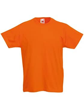 Fruite of the Loom Kinder T-Shirt, vers. Farben