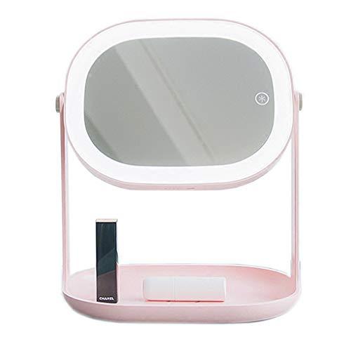 Spiegel Tischspiegel Make-up Licht füllen Licht Schlafsaal Student Desktop-Desktop Prinzessin...