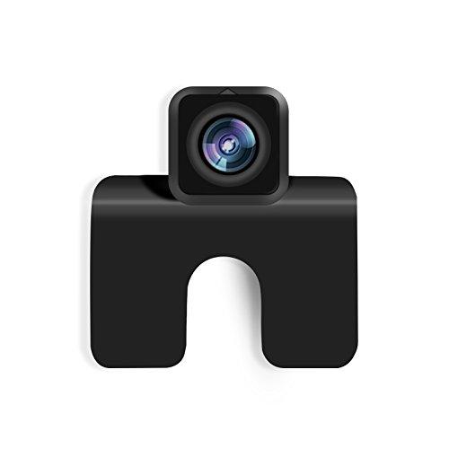 Für Rv Tv-halterungen (AUTO-VOX CMD24 HD Auto Rückfahrkamera Rückansicht-Kamera ideal für EU-Kennenzeichen Einparkhilfe&Rückfahrhilfe mit Weitwinkelobjektiv IP68 wasserdicht für die meisten Automodell inklusiv Truck&RV)