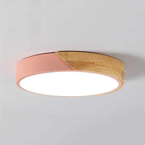 LED-skandinavischen - Hartholz acryl Deckenleuchte cycle, kreativ, minimalistisch, die Schlafzimmer,...