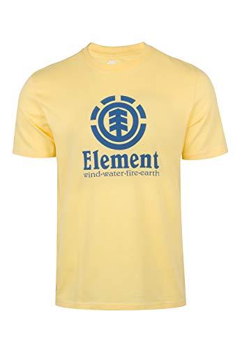 Vertical T-Shirt - Popcorn Größe: M Farbe: Popcorn (T-shirts Männer Für Skateboard)