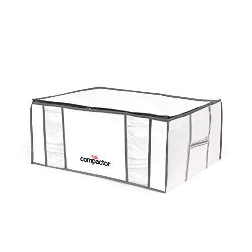 """COMPACTOR Caja de Almacenaje Al Vacío, Talla XXL, 210 l, Blanco \""""Life\"""", RAN3066"""