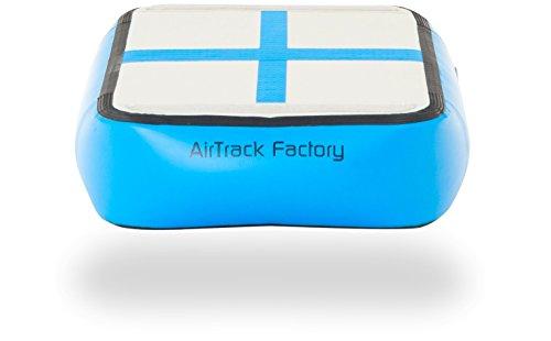 AirTrack Factory - Das Original; AirBlock inklusive Fußpumpe.