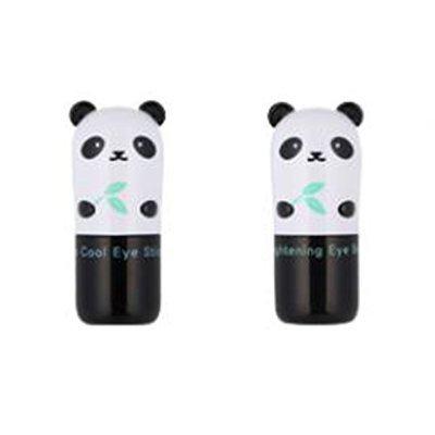 TONYMOLY Panda's Dream Brightening Eye Base + so Cool Eye Stick (2pcs Set) by TONYMOLY