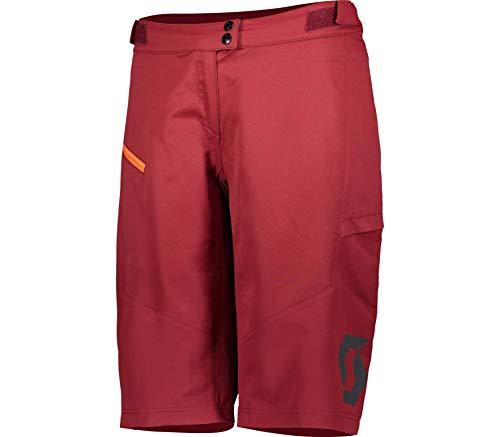 Scott Trail Vertic Damen Fahrrad Short Hose kurz rot 2019: Größe: M (38/40)