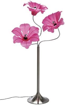Kare 69768 Standleuchte Bloom 0.35 Meter x 0.65 Meter x 1.61 Meter, Pink von Kare - Lampenhans.de