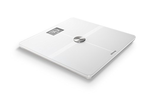Withings Body - Balance Connectée Analyse de la Composition Corporelle...