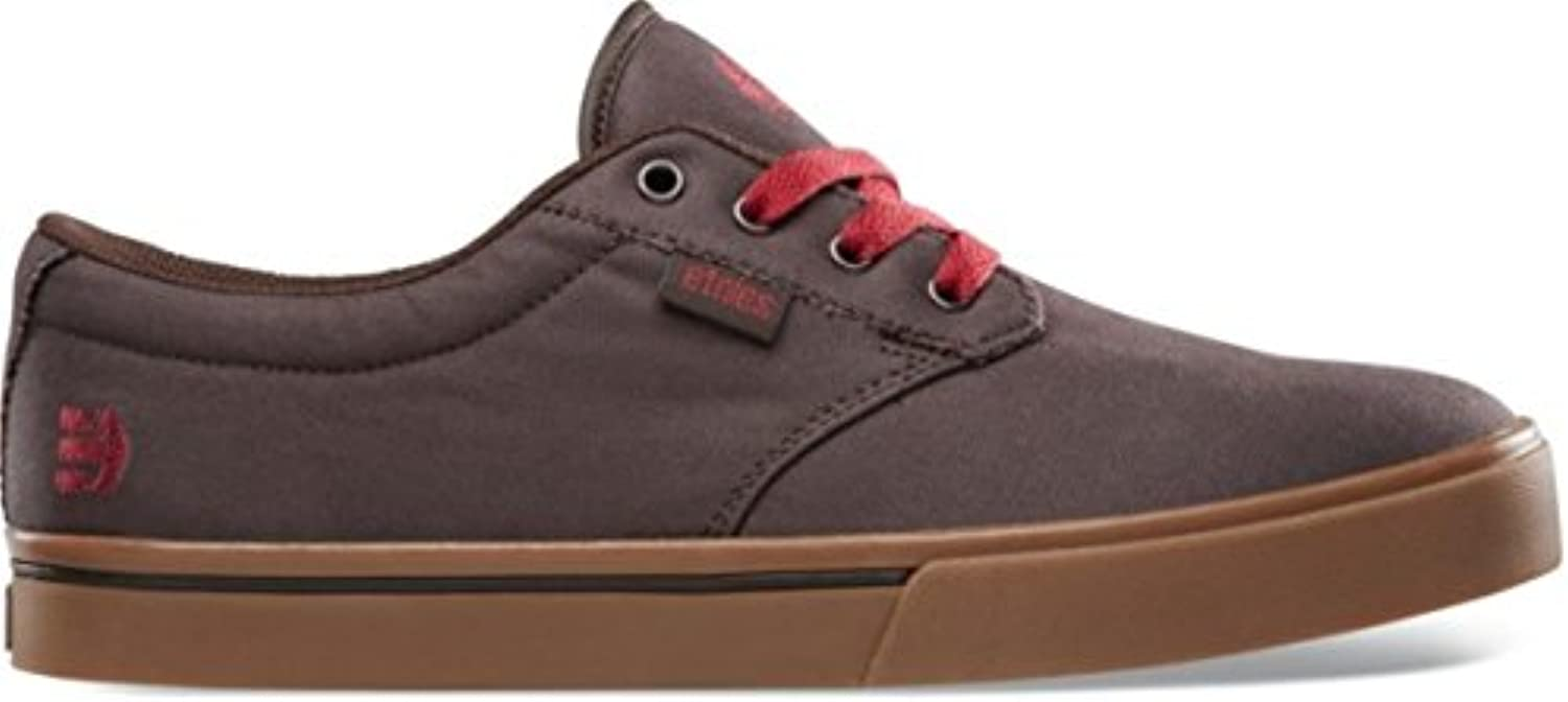Etnies Skateboard Schuhe Jameson 2 Eco Dark Brown Etnies Shoes