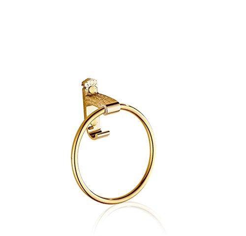 max-home-anillo-de-toalla-en-relieve-en-europa-color-oro-