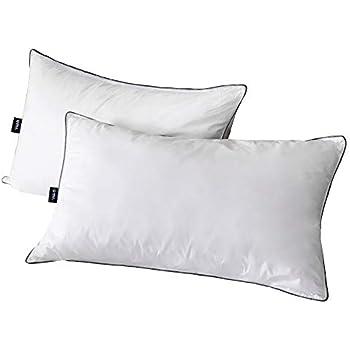 Umi By Amazon Luxury Medium Firm Hotel Quality White