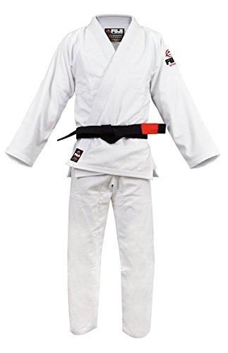 Fuji BJJ Lightweight Gi - White - A2
